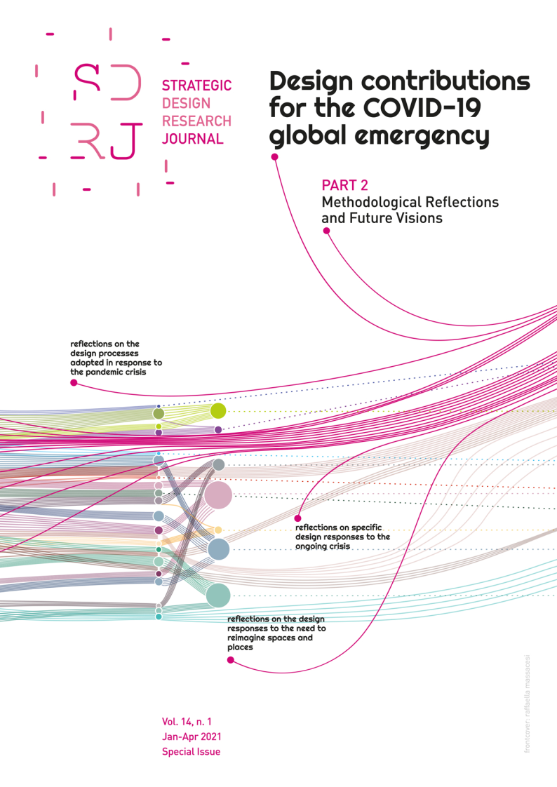 Design Contributions for the COVID-19 Global Emergency (Part 2): Methodological Reflections and Future Visions | Strategic Design Research Journal